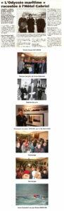 Palmarès : Grand Prix du salon : Gérard BLANCHARD L'invitée : Anne QUEMERE