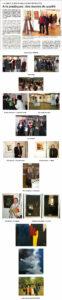 Palmarès : Prix de peinture : Guy COLIN Prix de sculpture: Lucy BOUREAU Prix de photographie : Maryvonne COUËDO Prix de gravure : Michel LENORMAND Prix de la Ville : Jean BIGOT Le jury : Christine SUTTON, Christophe LE METAYER, professeurs à l'Ecole Supérieur d'Art Antoine STANISIERE, Loïc BARREAU, artistes peintres Anne-Marie Lantin, Jean-Claude GOUALCH, plasticiens Gérard NICOL, photographe Jacques LION, sculpteur Louis BOURHIS, MOF L'invitée : Jeannick RADAL Jeannick peint depuis les années 60. Rencontre le peintre Henry JOUBIOUX qui la guidera dans son initiation et sa progression, son tempérament fera le reste. Expose à la SLBA depuis 1972. Médaillée de bronze au Salon des Artistes Français en 1977. Organise le 1er Salon d'Art Contemporain en Ville Close à Concarneau en 1998. Nombreuses expositions personnelles et de groupes en France et à l'étranger.