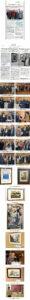 """Palmarès : Grand prix du salon : Yves DUBREUCQ Prix de la ville : André MEHU Prix """"Nuits d'Orient"""" : Véronique COUGOULAT Prix Lefranc Bourgeois : Hartmut RAASCH Prix de l'AMOPA : Isabelle LAURENT Le jury du prix SLBA : Muriel Loët de l'Ecole Supérieure d'Art Carmelo de La Pinta, graveur Madame Leroux de Bannalec Christian Lantin, sculpteur Bernard Combes, photographe Les partenaires institutionnels : Ville de LORIENT Conseil Général du Morbihan Crédit Mutuel de Bretagne"""