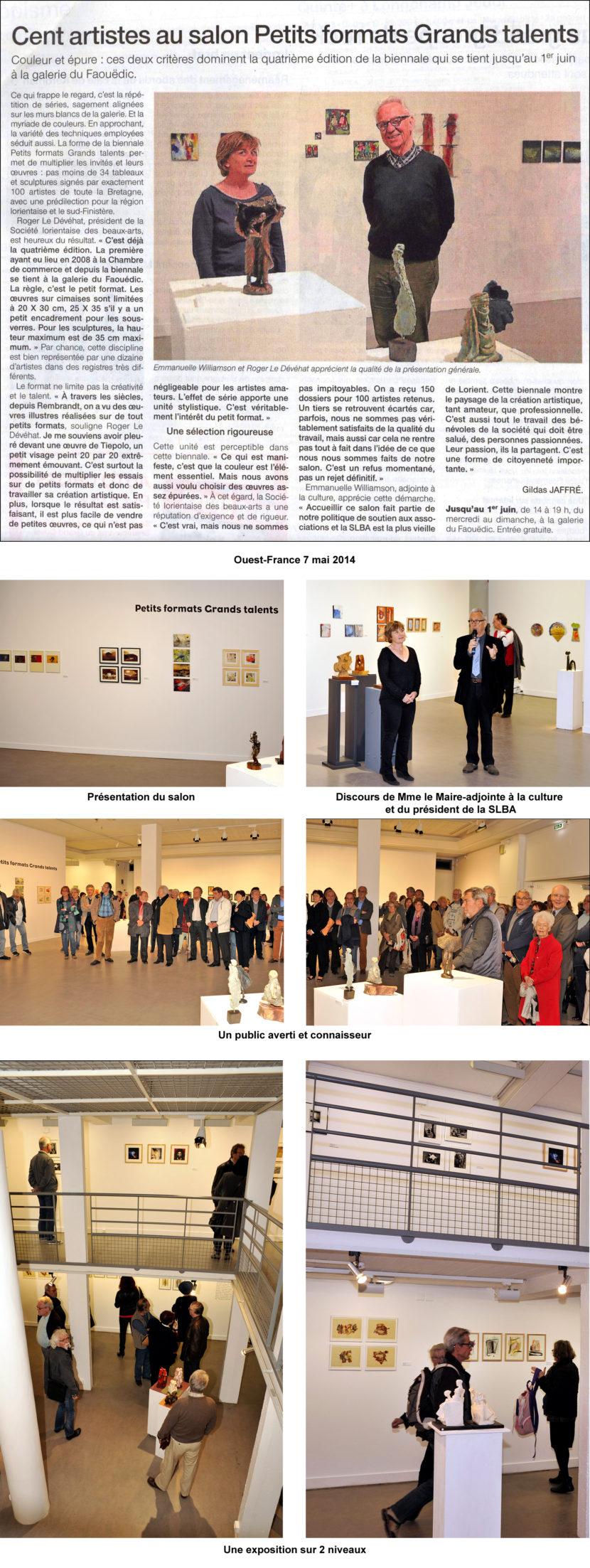 en partenariat avec la Ville de LORIENT peinture - photographie - sculpture - gravure - autres techniques