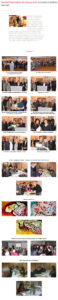 Palais des Congrès LORIENT - Hommage à HE BIN peintre chinois, Palmarès : Grand prix du salon : Murielle Bernard Prix de la ville : Anne Thomas Prix Lefranc Bourgeois : Harmut Raasch Prix de l'AMOPA : Guy Colin Prix de la SAMCI : Marie-Gilles Le Bars Mention du jury : Lisa Goulven Le jury : Chantal Berttholom, resp espace P Degraw Pont-Scorff Roland Decaudin, diresteur de l'ESEA Marie Annick Preuss, photographe Michel Le Déroff, peintre Emmanuelle Williamson, adjointe culture Lorient Jean-Claude Goualch, artiste Christine Sutton, peintre Les partenaires institutionnels : Ville de LORIENT Crédit Mutuel de Bretagne